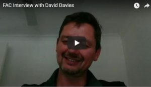 David Davies Interview